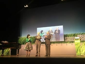 "Sabino Arana Foundation gives to CIT a prize ""for its contribution to the Basque culture"" 7"