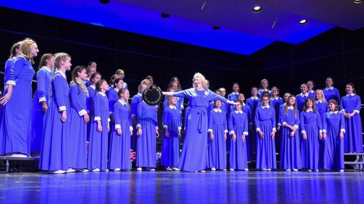 "Ponomaryov ""VESNA"" Children's Choir 29. Europar Sari Nagusiko irabazle 7"