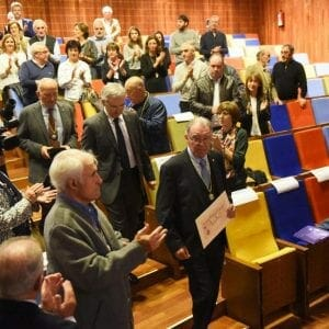 Real Sociedad Bascongada de Amigos del País hace entrega al CIT del Diploma que le acredita como Amigo Colectivo 11