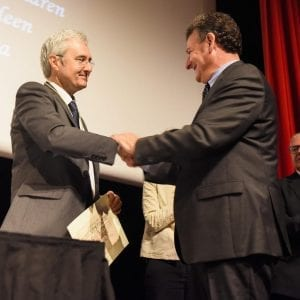 CIT was presented with the Diploma of Collective Friend by the Royal Society of Friends of the Basque Country 35