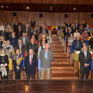CIT was presented with the Diploma of Collective Friend by the Royal Society of Friends of the Basque Country 43