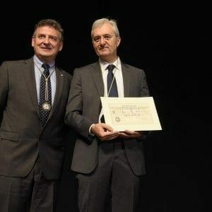 Real Sociedad Bascongada de Amigos del País hace entrega al CIT del Diploma que le acredita como Amigo Colectivo 45