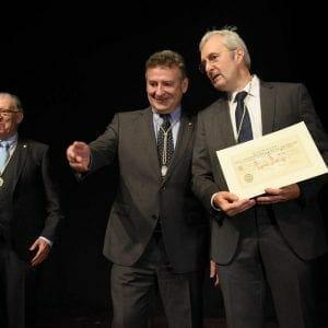 Real Sociedad Bascongada de Amigos del País hace entrega al CIT del Diploma que le acredita como Amigo Colectivo 47