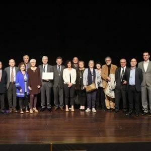 Real Sociedad Bascongada de Amigos del País hace entrega al CIT del Diploma que le acredita como Amigo Colectivo 53