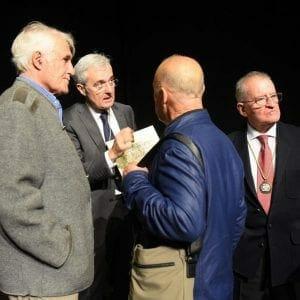 Real Sociedad Bascongada de Amigos del País hace entrega al CIT del Diploma que le acredita como Amigo Colectivo 55