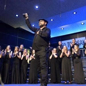 "YOUTH CHOIR ""KAMĒR…"" WINS THE 50th ANNIVERSARY TOLOSA GRAND PRIZE!! 27"