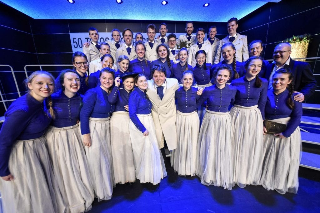 "YOUTH CHOIR ""KAMĒR…"" WINS THE 50th ANNIVERSARY TOLOSA GRAND PRIZE!! 33"