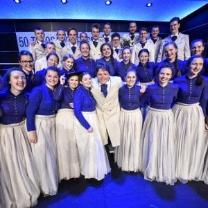 "YOUTH CHOIR ""KAMĒR…"" WINS THE 50th ANNIVERSARY TOLOSA GRAND PRIZE!! 9"