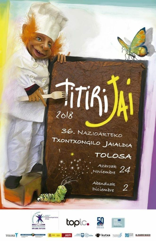 TITIRIJAI 2018, 36 FESTIVAL INTERNACIONAL DE TÍTERES DE TOLOSA 9