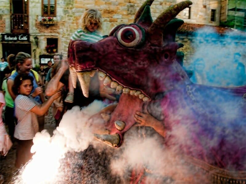 TITIRITEROS BINEFAR - Pasa calles Medieval