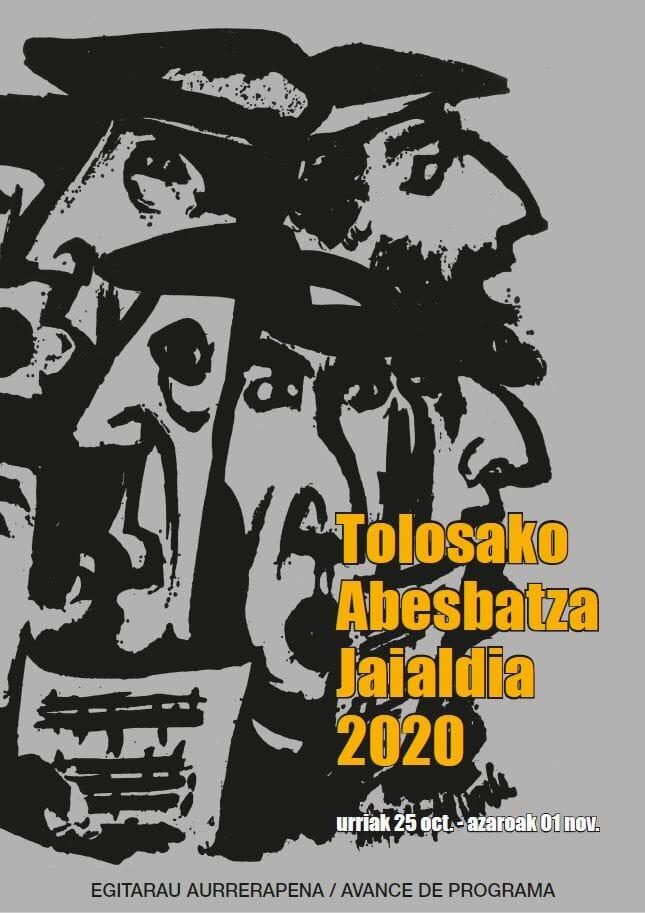 TOLOSAKO ABESBATZA JAIALDIA 2020: EGITARAU AURRERAPENA 9