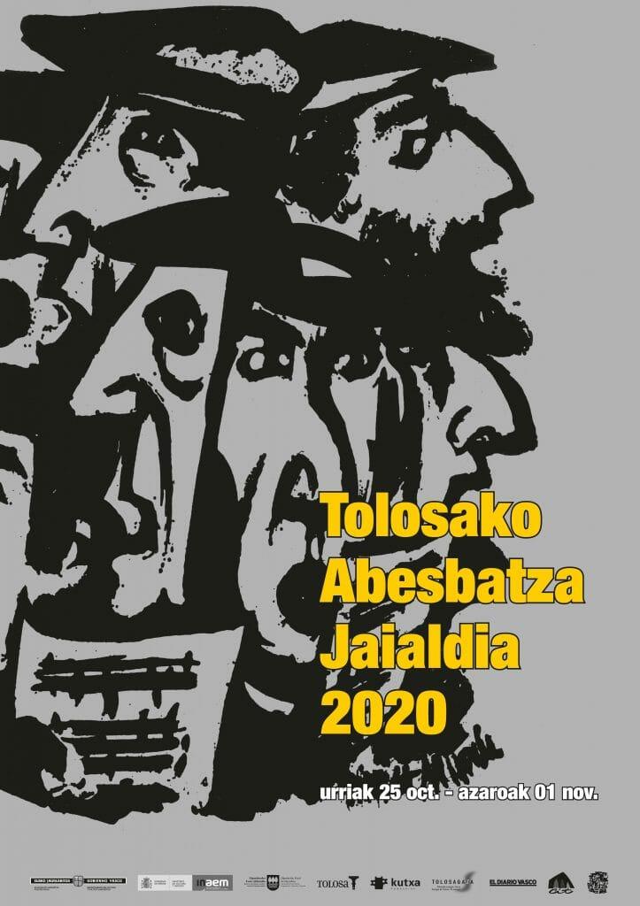 TOLOSAKO ABESBATZA JAIALDIA 2020: EGITARAU AURRERAPENA 21
