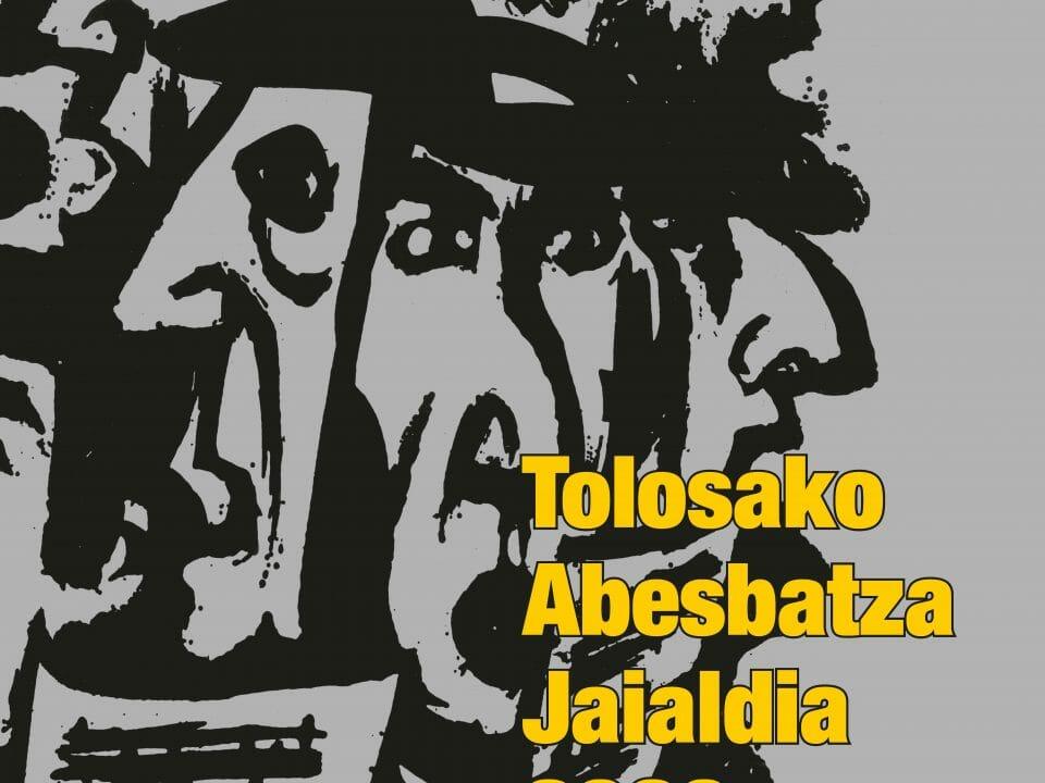 TOLOSAKO ABESBATZA JAIALDIA 2020: EGITARAU AURRERAPENA 25