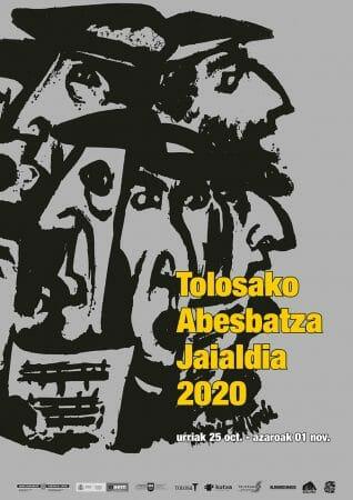 Tolosako Abesbatza Jaialdia -Certamen Coral de Tolosa 2020